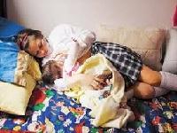 Veinte mil  millones para atención del embarazo adolescente