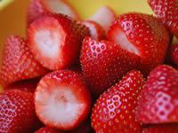 La fresa más dulce se produce en Soacha
