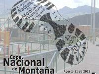 Copa nacional de montaña Bogotá y Soacha
