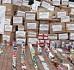 Decomisan doce toneladas de medicamentos irregulares