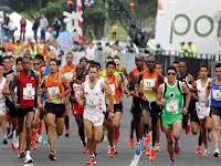 Más de 44 mil atletas corren en la Media Maratón de Bogotá