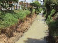 No hay Dios ni Ley que frene a  empresas que contaminan el  Río Soacha