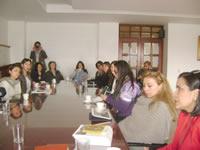Delegados del Gobierno ecuatoriano conocieron experiencias ONU  en Soacha