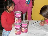 Cuarta entrega de suplementos alimenticios a madres gestantes y lactantes