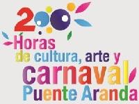 200 horas de arte, cultura y carnaval en Puente Aranda