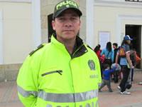 Teniente Coronel Carlos Rojas, nuevo Comandante de la Policía de Soacha