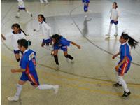 Se jugaron finales de Intercolegiados en Fútbol de Salón