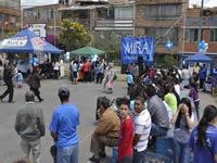 MIRA celebró su décimo tercer aniversario en Soacha
