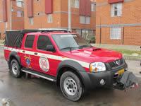 Nueva maquinaria para el Cuerpo Oficial de Bomberos de Soacha