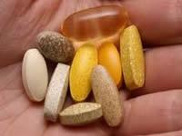 Las vitaminas  pueden dañar la salud
