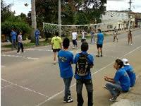 Comienzan Juegos  Deportivos Comunales en Fusagasugá
