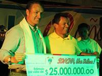 Un año después, comunales de Soacha  siguen esperando premio de 25 millones de pesos