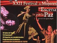 XXII Festival de mujeres en escena por la paz