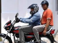 Administración Municipal restringe circulación de motos con parrillero en Soacha