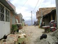 La necesidad en San Martín obliga a poner en marcha la creatividad de sus habitantes