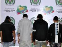 Desmantelan banda que asesinó  a administrador de supermercado en Soacha