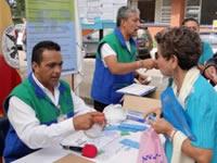 Segunda feria de atención al usuario en en Hospital San Rafael