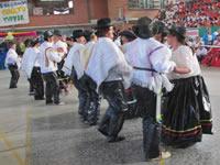 Con danza y música folclórica, adultos mayores de Soacha revivieron su juventud