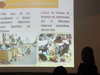 Multas pedagógicas por comparendo ambiental en Madrid