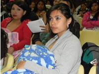 Pautas de crianza y prevención de enfermedades respiratorias a madres gestantes y lactantes