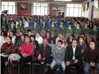 Cátedra de Cundinamarca llegó a Facatativá