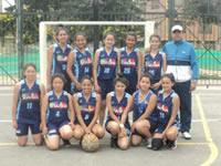 CPD campeón de la IV Copa Nacional Invitacional de baloncesto en  Villavicencio