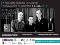 Empieza el X Encuentro Nacional de Archivos Audiovisuales