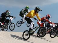 Magnífica participación y asistencia al primer BMX Park Sun Girardot