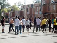 Campesinos de Pasca se suman a protestas de Sibaté