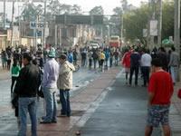 Campesinos de Sibaté  se afianzan en  sus peticiones