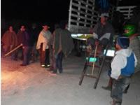 Para hoy  se espera gran concentración de campesinos en Soacha