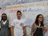 Jóvenes soachunos podrán vincularse a «Jóvenes en acción»