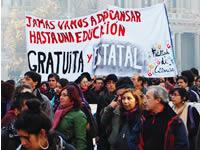 Marchas de hoy  paralizarán a Bogotá