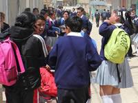 A última hora suspenden clases en colegios oficiales de Soacha