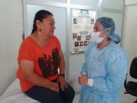 Instituto Nacional de Salud certificó a la E.S.E en toma de citologías