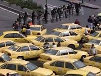 Taxistas anuncian adhesión al paro nacional