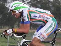 Alirio Martínez de  Ciclo Soacha ganó la etapa en el segundo día de la Clásica Soacha
