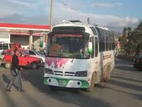 Paulatinamente se restablece transporte público en Soacha