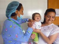 ESE lidera  jornada departamental de vacunación en Soacha
