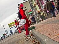 Aseo internacional avanza en limpieza de calles de Soacha