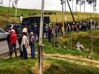 Gobierno anuncia posible despeje de vías por parte de campesinos