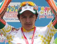 Juan David Vargas se coronó  campeón de la VIII Clásica de ciclismo Ciudad de Soacha