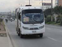 La crisis estructural del transporte público de Soacha