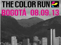 Bogotá participará en  la carrera del color