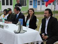 Se lanzó Plan Nacional de Vigilancia por Cuadrantes en la comuna uno de Soacha