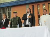 Regresa a Soacha el programa 'DARE' de la Policía Nacional