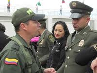 Soacha reconoce a sus  mejores policías