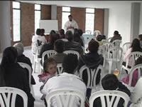 Sibaté consolida red de iglesias por la comunidad