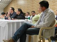 Alcalde y gabinete municipal respondieron a comuna tres durante cabildo abierto