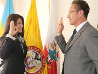 Zulma Casas García, nueva secretaria general de la alcaldía de Soacha